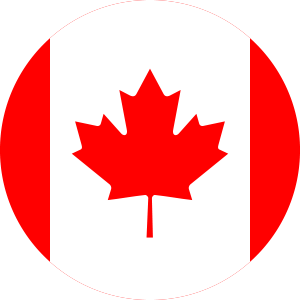Canadian flag icon